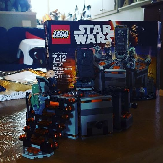 Nice and easy set but looks awesome very have woth it!#starwars #lego #sets #starwarsfan #clonetrooper #collector #battledroid #minifigures #superbattledroid #AT-TE #75019 #droids #theforceawakens #theforceisstrong #yoda by clonetrooper7683