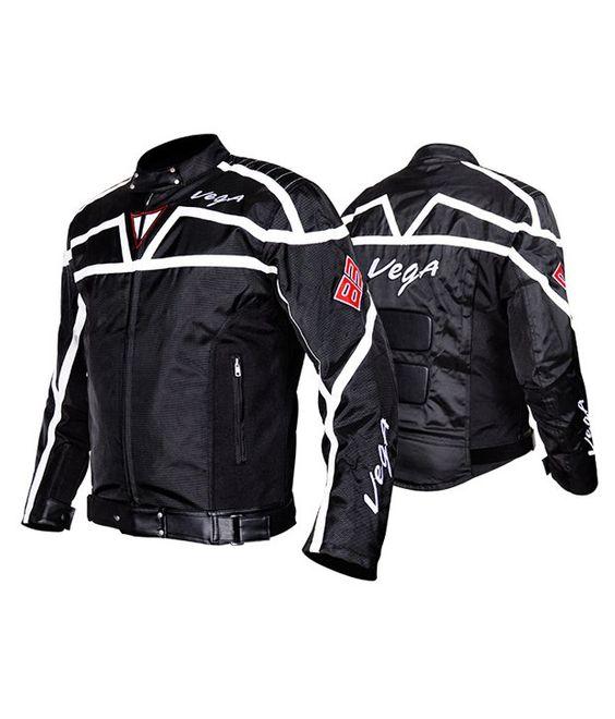 Vega - JK-07 Motorcycle Jacket (Black), http://www.snapdeal.com/product/vega-jk07-motorcycle-jacket-black/1725783641
