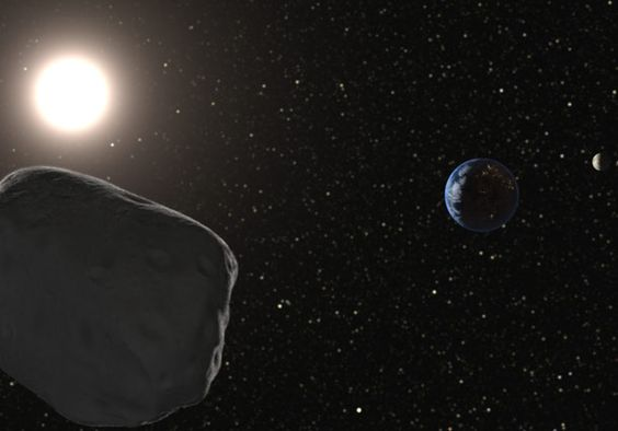 a private company announced it wants to launch asteroid mining venture within 10 years