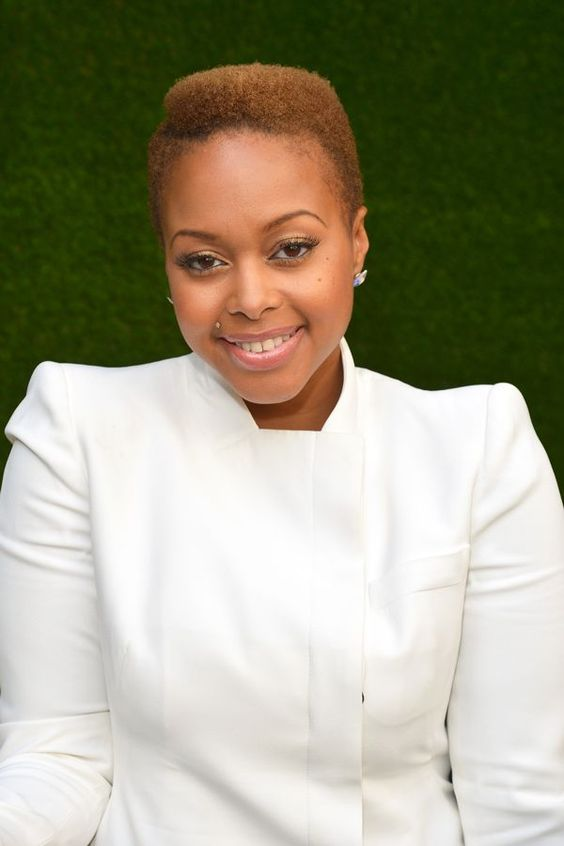 """31 Photos Of Bold, Beautiful Short-Hair Inspiration #refinery29  http://www.refinery29.com/cool-short-haircut-pictures#slide-3  """"I love how beautiful and transformative short hair can be. Anyone who wants to instantly change their image should try a style like this."""" — Anthony Dickey, cofounder of Hair Rules"""