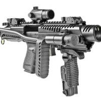 KPOS Generation 2 – (PDW) Pistol Rifle Platform – Springfield XD - $590  Convert your handgun into a short-barreled rifle.