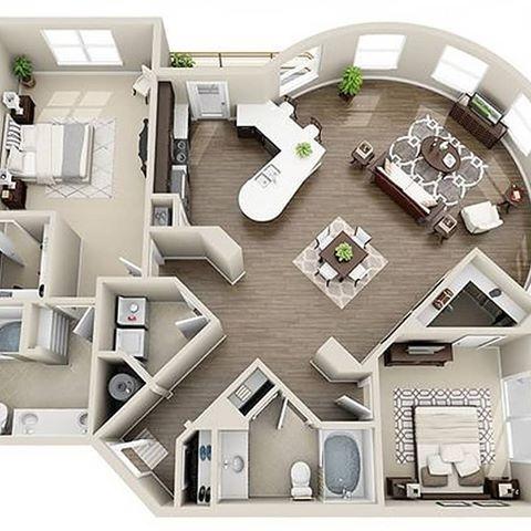 Amazing Architecture Aamazingaarchitecture Instagram Photos And Videos Sims House Plans House Plans Home Design Plans