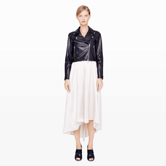 Rimone Leather Jacket - Collection Women from Club Monaco Canada