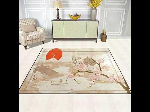 8 tapis de salon japonais tapis salon