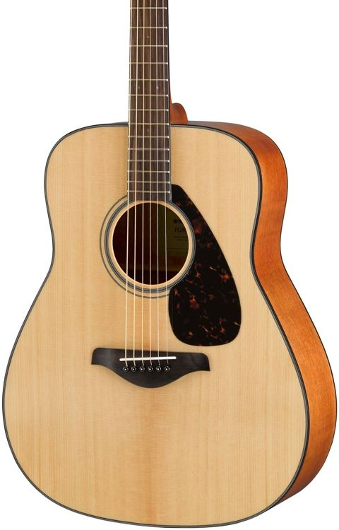 Yamaha Fg800 Dreadnought Natural Yamaha Guitar Guitar Acoustic Guitar