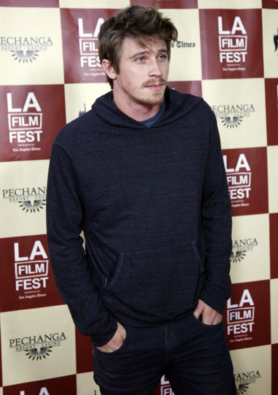 Garrett Hedlund...mmm future husband once he forgets about snaggletooth whatshername.