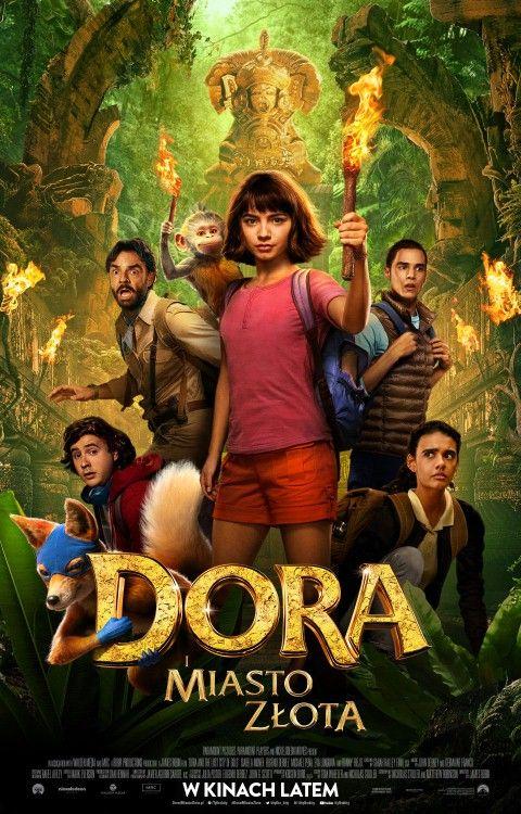 Dora I Miasto Zlota Online Dubbing Pl Cda 1080p Lost City Of Gold Lost City Film