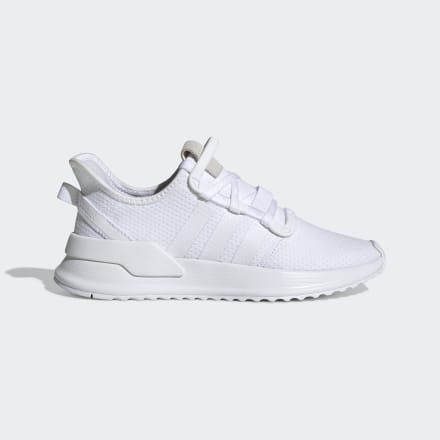 adidas U_Path Run Shoes White | adidas US | Adidas white