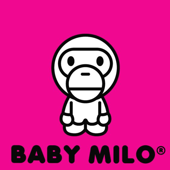 BABY MILOのA BATHING APE
