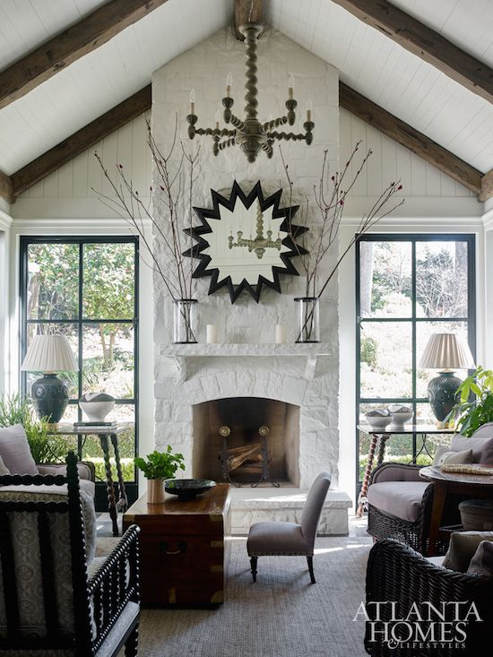 The Zhush: Home Tour: Cottage Charm In Buckhead