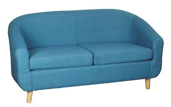 Home Haus Wrafton 2 Seater Sofa Reviews Wayfair Uk Sofas Chairs Seats Pinterest 2
