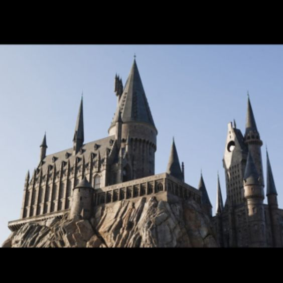Of course I'd want to visit Hogwarts that's what dorks like me do...duh!