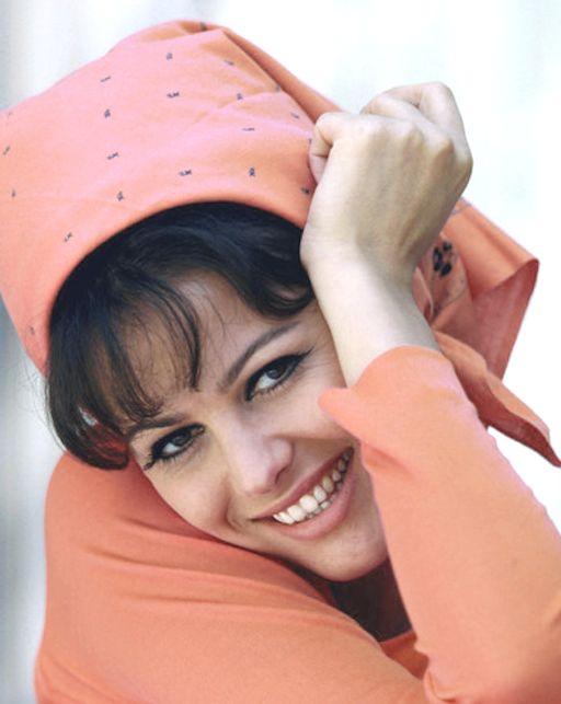 Claudia Cardinale so beautiful