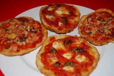 boeddhamum glutenfree: pizza - plat brood 5(GF-DF-SF)