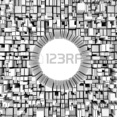abstracto: 3d diseño de fondo abstracto