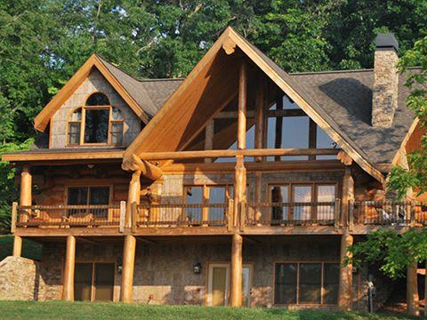 Canada Log Homes Worldwide Builder Of Custom Log Homes Log Homes Log Home Floor Plans House Floor Plans