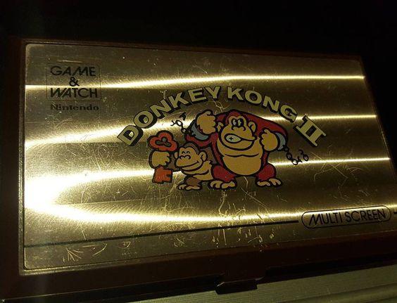 By mrgrumpy27: #gameandwatch #nintendo #pacman #ness #gaming #retrogaming #nes #mario #retro #donkykong #retrovideogames #gamer #videogames #mariobros #supermario #luigi #supermariobros #game #arcade #oldschool #80s #donkeykong #oilpanicnintendo #lcdgames #consolecollection #retrogaming #microhobbit