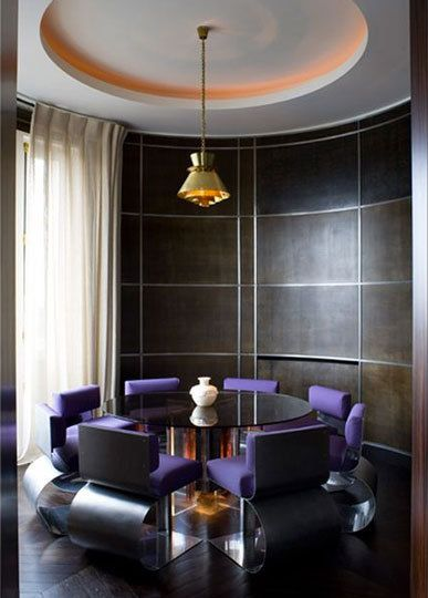 The chandelier luxury home designs and design on pinterest - Pierre yovanovitch ...