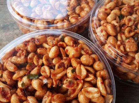 Kacang Thailand By Mega Sukma Dewi Langsungenak Com Resep Di 2020 Kacang Keju Makanan