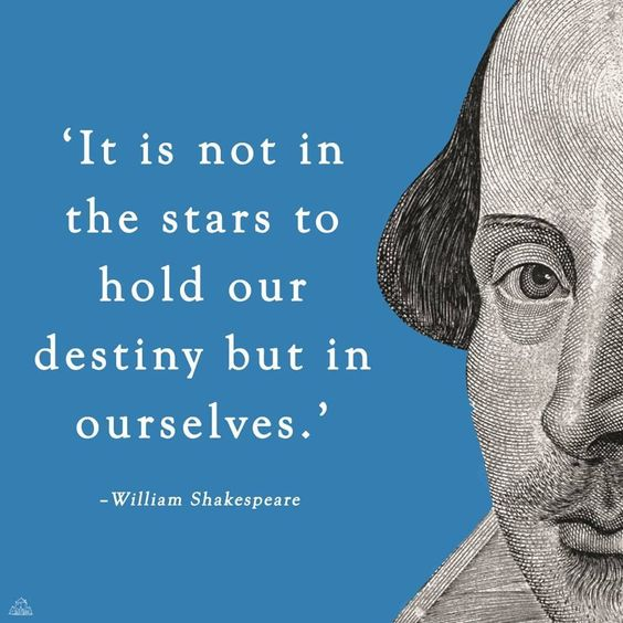 William Shakespeare, The Star And It Is On Pinterest