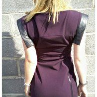 View details for the pattern Paneled Sheath Dress 09/2010 #122A on BurdaStyle.