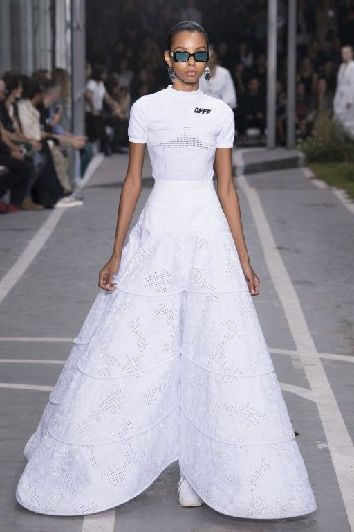 Off White Spring Summer 2019 Ready to Wear Collection
