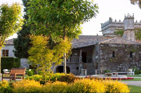 Pazo da Touza, Nigrán, Pontevedra