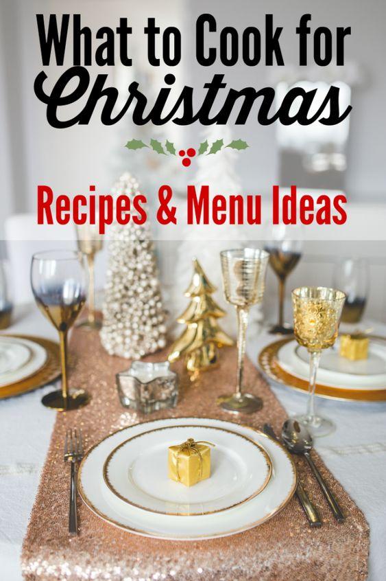 Christmas dinner ideas non traditional recipes menus for Non traditional thanksgiving dinner ideas