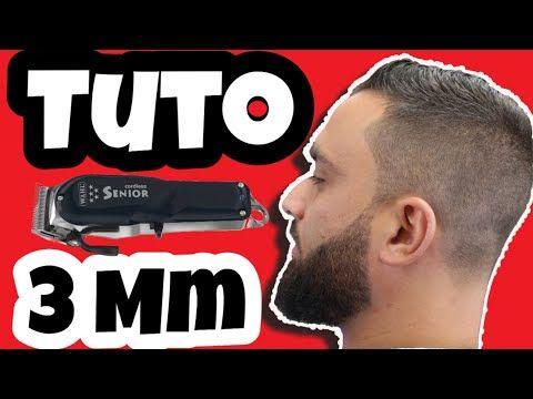 Degrade 3mm Explications En 6 Minutes Youtube Coiffeurs Pour Homme Coupe Cheveux Homme Degrade Coiffure Homme Tondeuse
