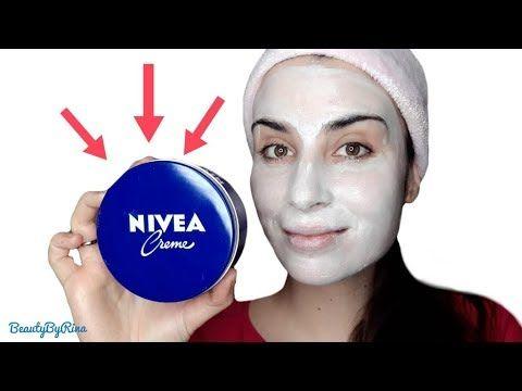 Aplica Crema Nivea En Tu Rostro Y Mira Lo Que Pasa Youtube Recetas De Belleza Belleza De Cara Tips De Belleza Naturales