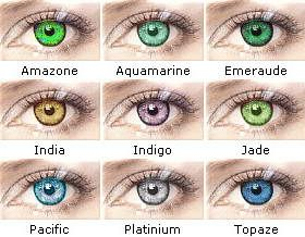 colored contacts your eye color color contacts come in a wide variety of colors soflens naturalnatural - Soflens Natural Colors