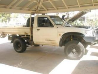 Make: Nissan Model: Patrol Body Type: Ute Year: 2002 Mileage (Km): 150000 Registered: Yes.    Price: $21000.00
