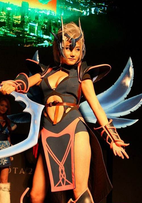 vengeful spirit dota 2 cosplay