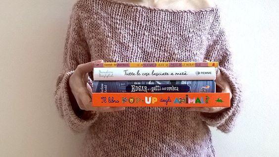 Le mie recensioni dei libri per bambini e giovani adulti per il mese di novembre.