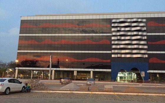 Ministério da Saúde pretende alugar o prédio para reunir diferentes órgãos (Foto: Reprodução)