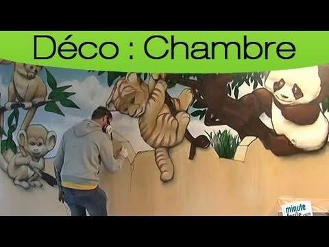 Une vidéo de minute déco où Mathieu, artiste Graffiti Décorateur au spray propose de réaliser pas à pas une illustration murale pour enfant. Il partage ses astuces et donne sa technique pour faire une fresque murale en graffiti.