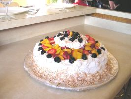 Tres Leches Cake  1.5x milk mixture Add 1tbs spiced rum to frosting