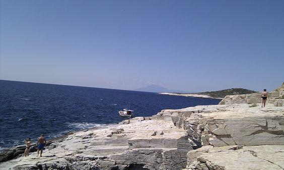 Greece, Thasos