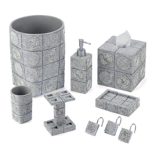 Avanti Galaxy Bathroom Accessories Collection Bath Accessories