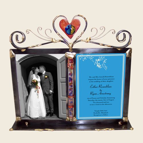 Mwf8 5x7 Double Wedding Frame Gary Rosenthal Collection Framed Wedding Photos Wedding Frames Double Photo Frame