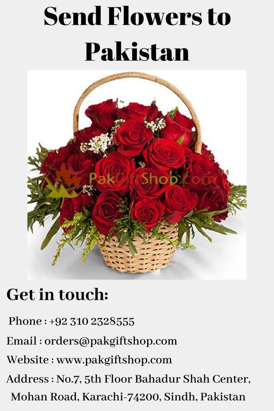 Send Flowers To Pakistan In 2020 Send Flowers Flowers Pakistan