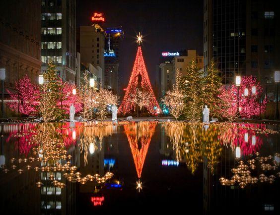 Photowalking Utah \u2013 Christmas Lights at Temple Square 122011