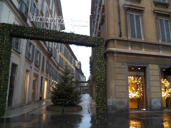 não tem como errar: Milão
