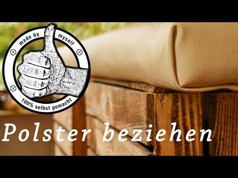 Matratzenbezug Fur Sofas Zum Selber Nahen Made By Cataffo Youtube Polster Gartenmobel Polster Eckbank Polster