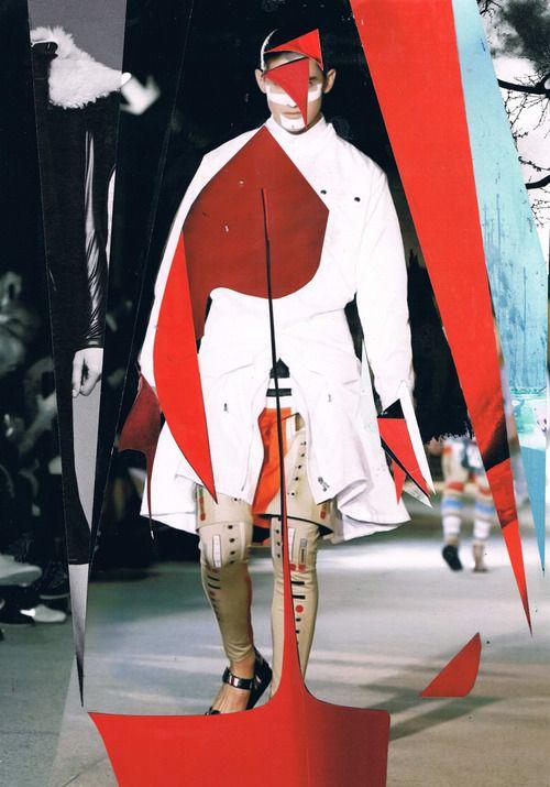 Catherine Raben Davidsen: Givenchy Menswear S/S 2014 @ Paris Fashion Week