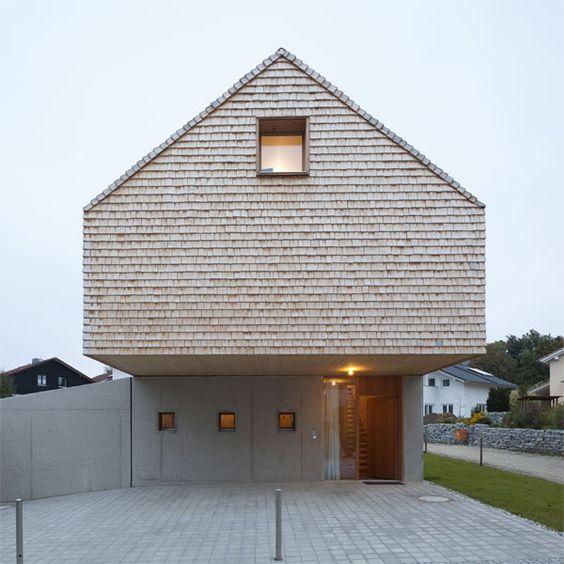Einfamilienhaus in Ebersberg / Bathke Geisel Architekten BDA