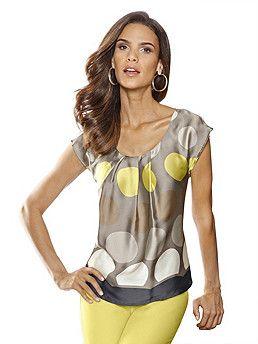 Shirts für Damen alle Formen und Farben bei Alba Moda online!