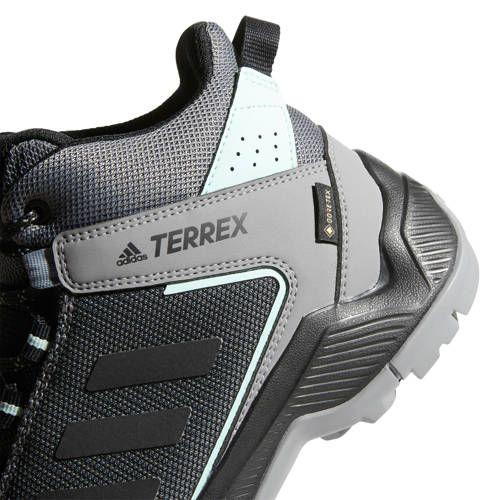 adidas Terrex Eastrail Mid GTX wandelschoenen antraciet ...