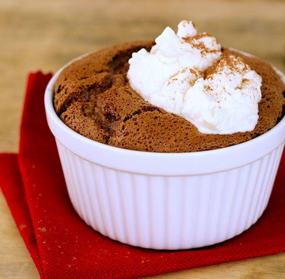 Jenny Steffens Hobick: Chocolate Molten Cake Recipe