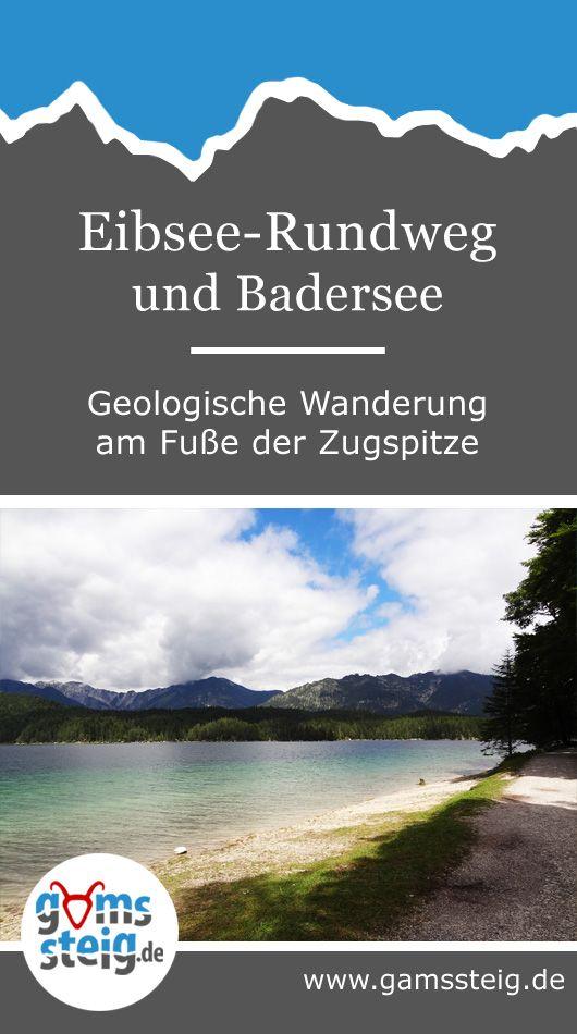 Eibsee Rundweg Und Badersee Traumhafte Wanderung Am Fusse Der Zugspitze Eibsee Wanderung Ausflug